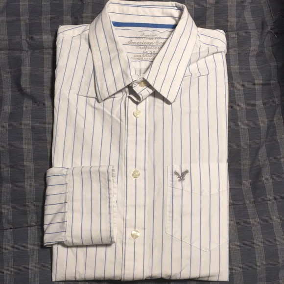 American Eagle Vintage Fit 100% Cotton Shirt - M